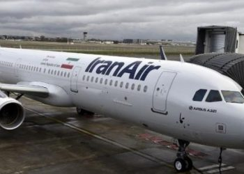 An Airbus A321 bearing the logo of Iran Air / Getty Images