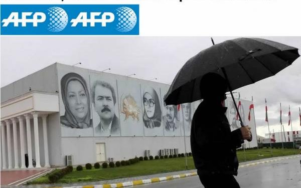 AFP- In Albania, Iranian dissidents plot a revolution