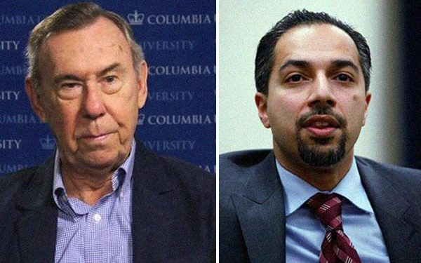 Gary Sick and NIAC's Trita Parsi were part of pro-Iran (Echo Chamber) promoting Iran nuclear deal