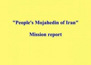 Mission report - Friends of Free Iran - European Parliament 2005 Featured