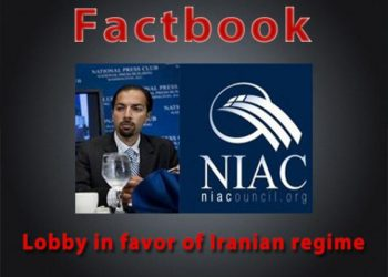 NIAC is acting as Iran Lobby in favor of the Iranian regime in United States