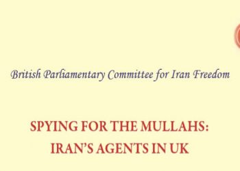 Spying for the Mullahs Irans agents in UK