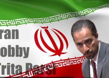 Trita Parsi iranian's regime lobby