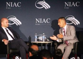 White House Deputy National Security advisor Ben Rhodes at NIAC annual conference, September 25, 2016