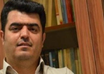 """Ismail Abdi, Secretary General of Iran's Teachers' Trade Association (ITTA), has been detained in Tehran's Evin Prison since 27 June for """"organizing and participating in illegal gatherings"""" for his legitimate trade unionist activities. He is a prisoner of conscience."""