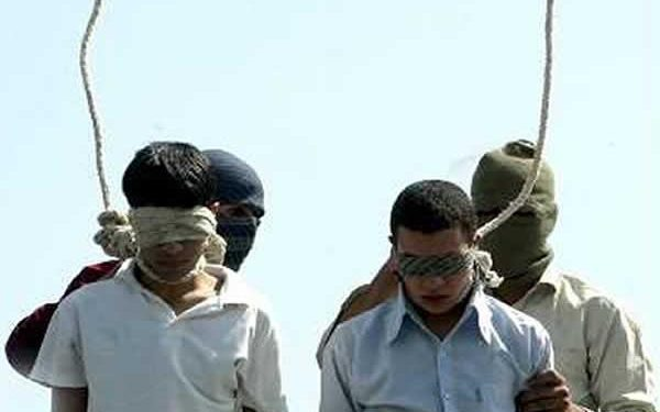 Iran executes the highest number of juvenile offenders in the world