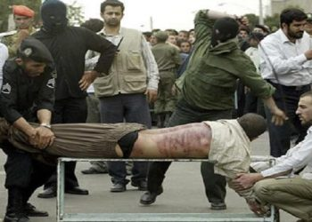 Any opposition against Khamenei is considered not permitted and punished harshly