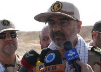 General Salami, deputy commander of IRGC