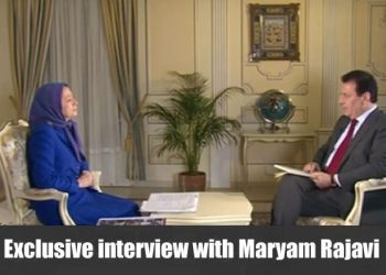 Syrian opposition Orient News TV sits down with Maryam Rajavi