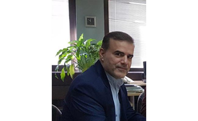 Behrouz Naseri, the director of the Regime Broadcasting Agency in Bosnia and Herzegovina