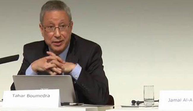 Former UN human rights chief in Iraq Tahar Boumedra