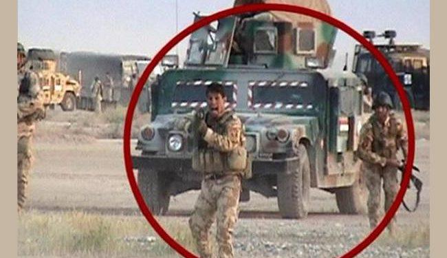 Iraqi soldier shooting at Ashraf residents