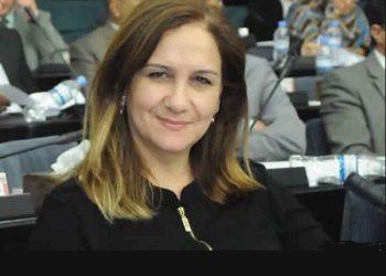 MP Shirin Reza, a member of the Iraqi Parliament Human Rights Commission