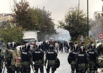 Iran Protests, November 2019 – file photo